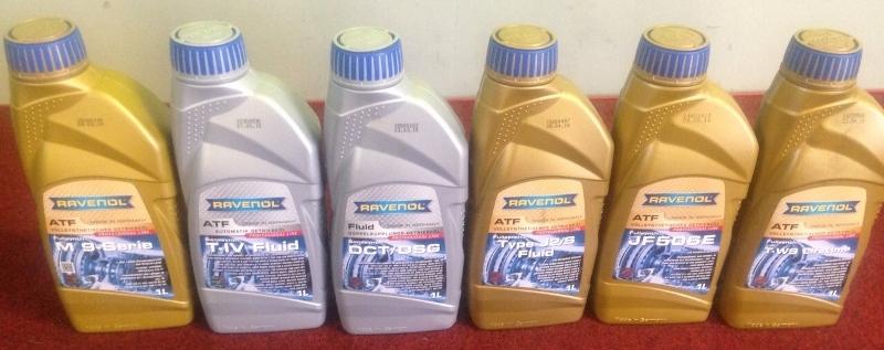 oleje do automatickej prevodovky specialne