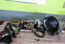 rozobrata automaticka prevodovka audi a4-2008